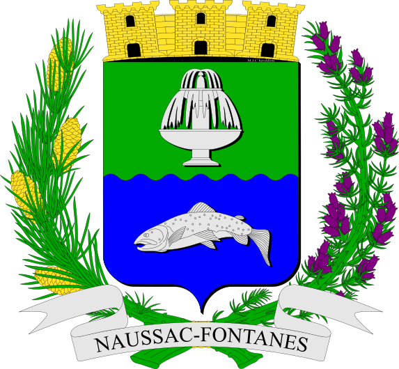 Commune de Naussac Fontanes
